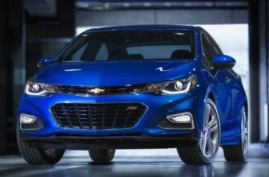 All New Chevrolet Cruze