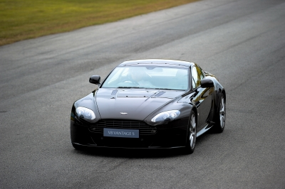 Aston Martin-The Ultimate Driving Experience 2015