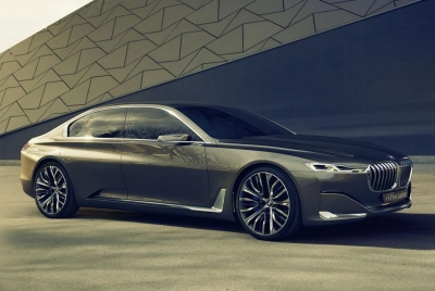 BMW คิดทำ 9 Seies Coupe เพื่อต่อกร Mercedes-Benz S-Class Coupe
