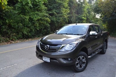 Life Test : Mazda BT-50 PRO Double Cab 2.2 Hi-Racer กระบะ Zoom-Zoom ที่คุณกำหนดได้