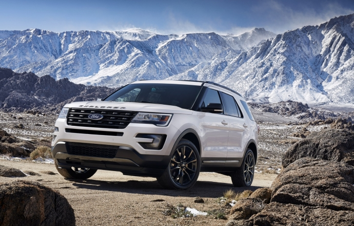 Ford Explorer XLT Sport Appearance Package ทางเลือกใหม่….SUV หรูจากมะกัน