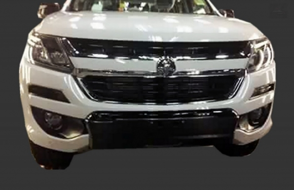 holden colorado how to turn the headlights on