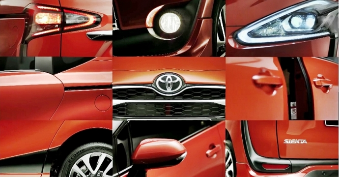 วีดีโอ Toyota All New Sienta - Unlock Your Playground จาก Indonesia