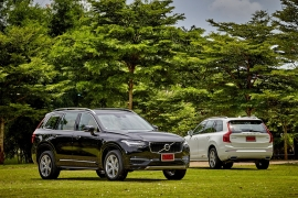 Test Drive Volvo XC90 T8 Twin engine