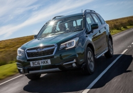 Subaru Forester Special Edition In UK