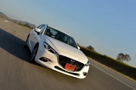 Mazda3 Group Test