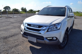 Full Review : ISUZU MU-X 1.9 Ddi Blue Power