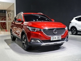 New MG ZS By Autohome