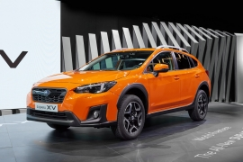 All New Subaru XV