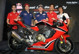 All New Honda CBR1000RR