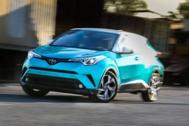 Toyota C-HR US-Spec