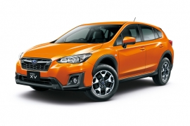 All New Subaru XV JP-Spec