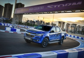 New Chevrolet Colorado High Country Storm
