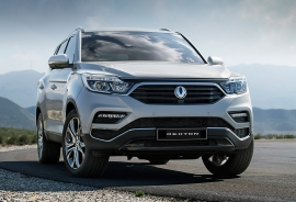 All New Ssangyong Rexton