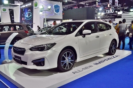 All New Subaru Impreza