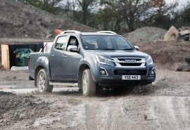ISUZU D-MAX UK-Spec