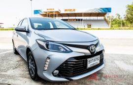 Hand on: Toyota Vios G