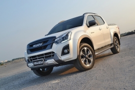 Hands On : ISUZU D-MAX V-Cross MAX 4X4