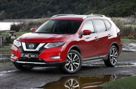 New Nissan X-Trail Au-Spec