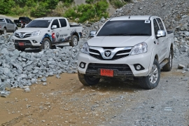 Hands On : Foton Tunland