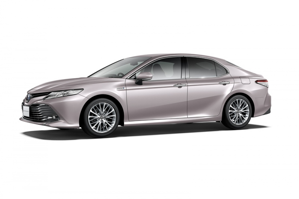 all new toyota camry hybrid. Black Bedroom Furniture Sets. Home Design Ideas
