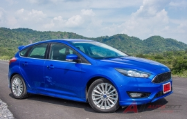 Test Drive Ford Focus EcoBoost Turbo 1.5L