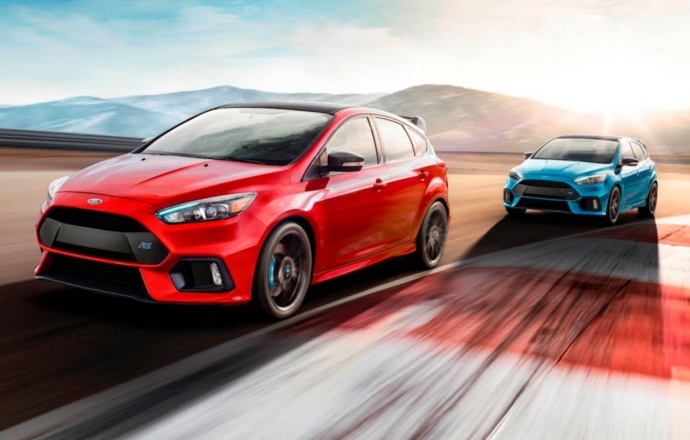 Ford Focus RS Limited Edition น้องฟ้าหล่อพิเศษ เพียง 1,500 คัน