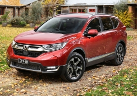 Honda CR-V AU-Spec