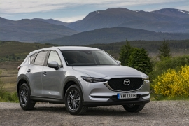 Mazda CX-5 UK-Spec