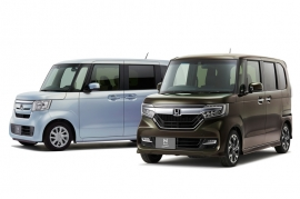 All New Honda N-BOX