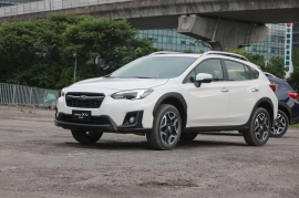 Hands On : All New Subaru XV