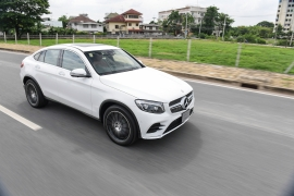 Mercedes-Benz GLC Coupe - CKD Verision