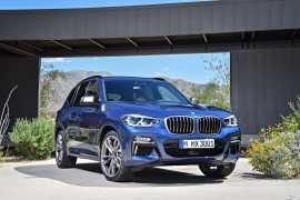 2018 BMW X3 New Gen