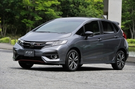 Honda Jazz (FIT) JP-Spec