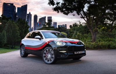 Hand On: ทดสอบรถยนต์ Porsche Macan Turbo Performance Package in Singapore