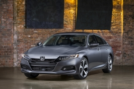 2018 Honda Accord New Gen