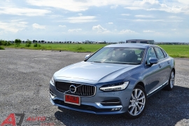 Full Review : Volvo S90 D4 Inscription