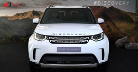 All-New Land Rover Discovery ใหม่