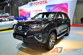 New Toyota Fortuner MY2017