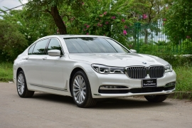 BMW 730Ld Pure Excellence