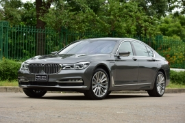 BMW 740Le Pure Excellence