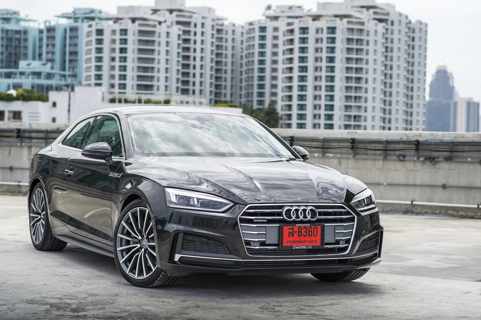 the new audi a5 coupe. Black Bedroom Furniture Sets. Home Design Ideas