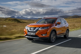 Nissan X-Trail UK Spec