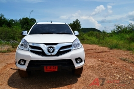 Full Review : Foton Tunland 2.8 S Double Cab 4WD
