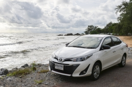 Hands On : Toyota Yaris ATIV