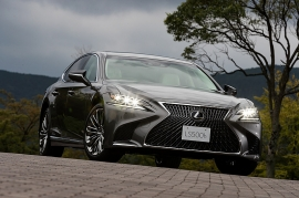 2018 Lexus LS New Gen By Carwatch