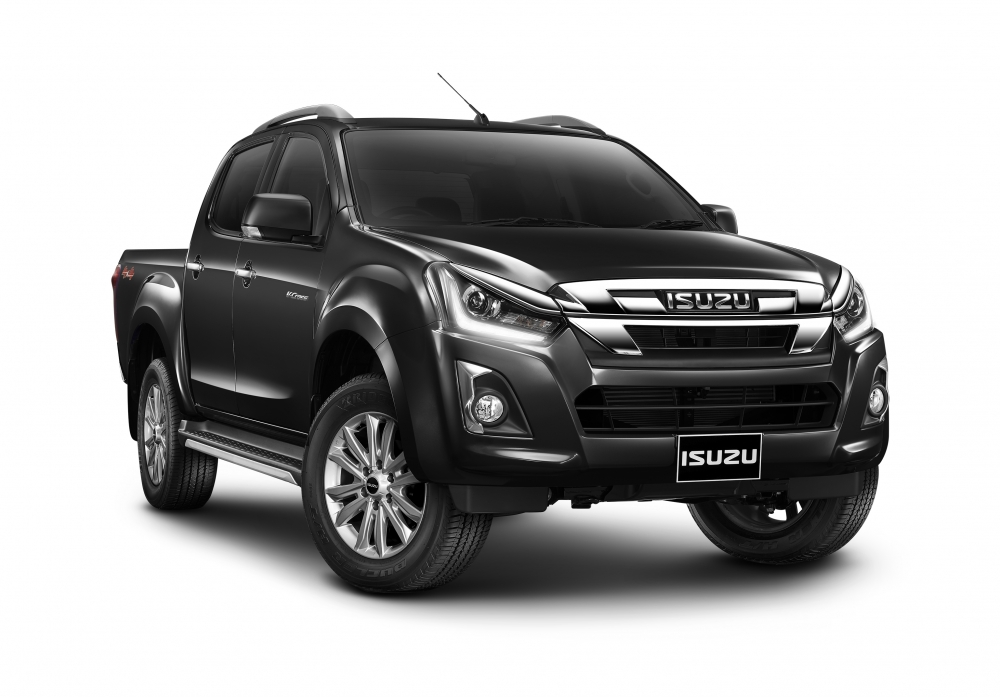 New ISUZU D MAX Blue Power