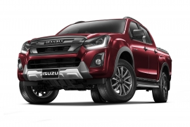 New ISUZU D-MAX Blue Power MY2018