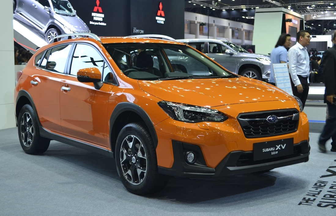 subaru xv crossover. Black Bedroom Furniture Sets. Home Design Ideas