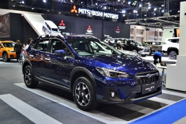 All New Subaru XV - Motor Expo 2017